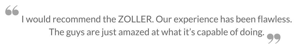 zoller quote